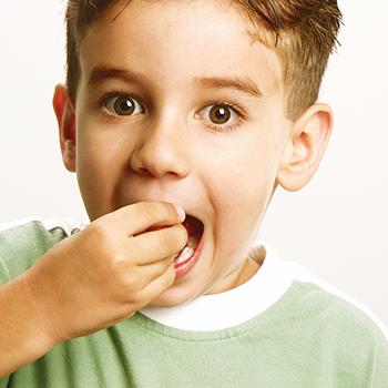 Prevenir caries en niños