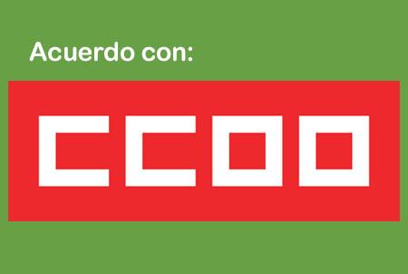 Caredental dentista Albacete - Convenio con CCOO